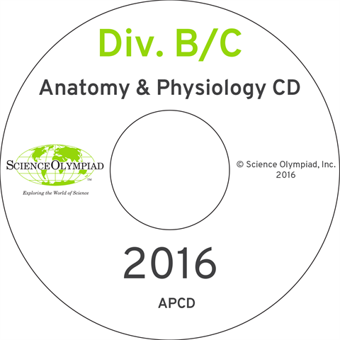 Anatomy & Physiology (Both B & C Div.) CD