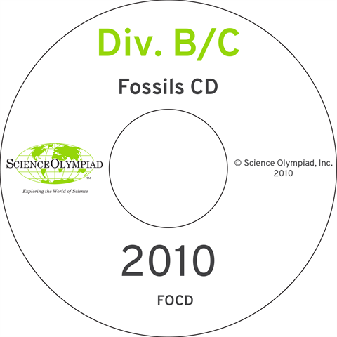 Fossils CD