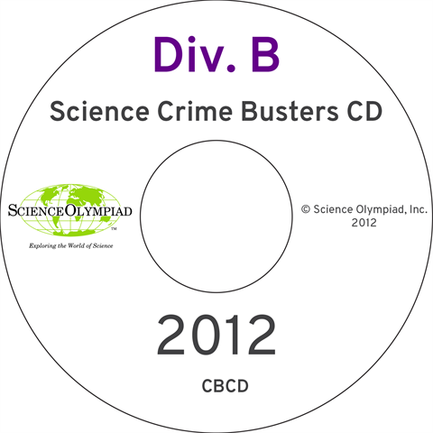 Science Crime Busters CD
