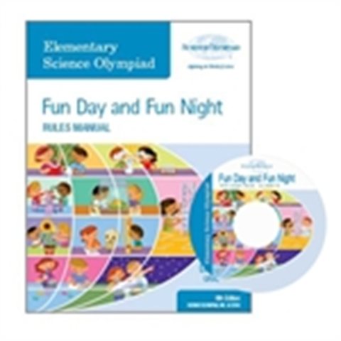 Elementary Science Olympiad Fun Day/Night Combo