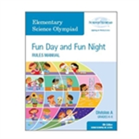 Elementary Science Olympiad Fun Day/Night Manual