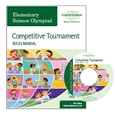 Competitive Tournament Manual and DVD