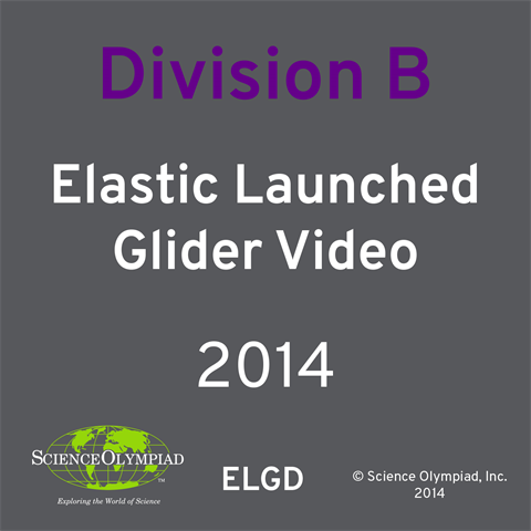 Elastic Launched Glider