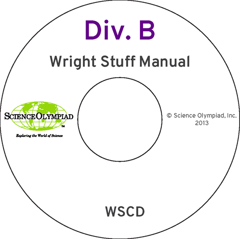 Wright Stuff Manual on CD
