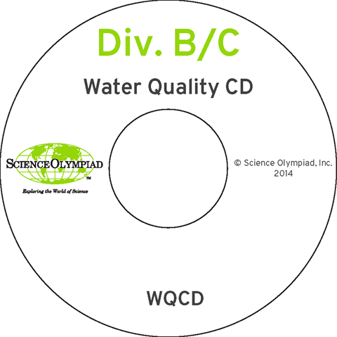 Water Quality CD