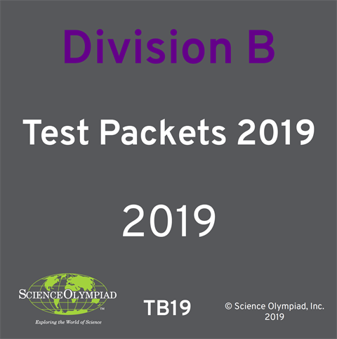 Test Packet 2019-Division B