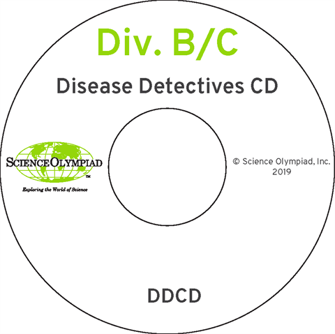 Disease Detectives CD