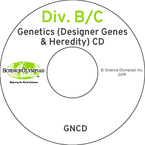 Genetics (Designer Genes & Heredity) CD