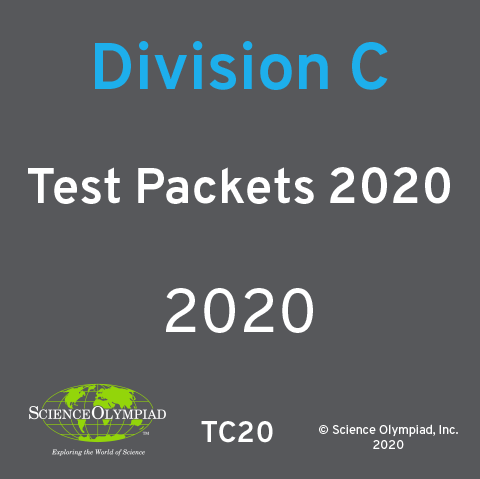 Test Packet 2020 Division C