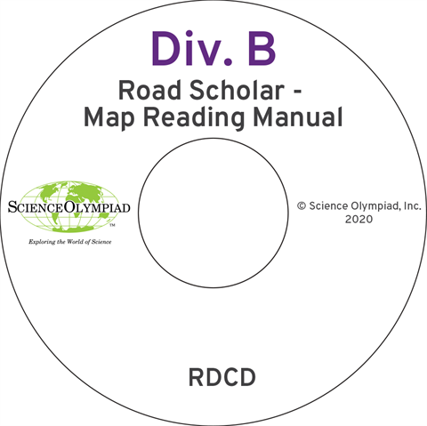 Road Scholar-Map Reading Manual CD