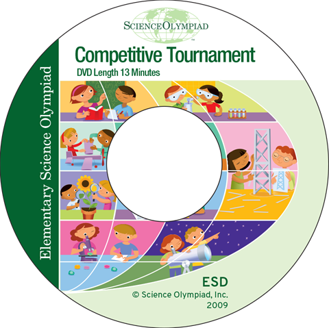 Competitive Tournament  DVD