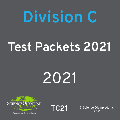Test Packet 2021 Division C