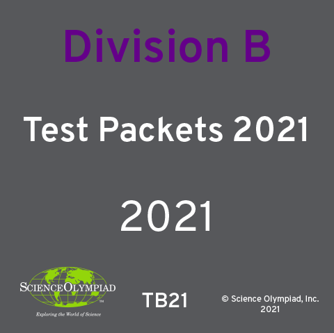 Test Packet 2021 Division B