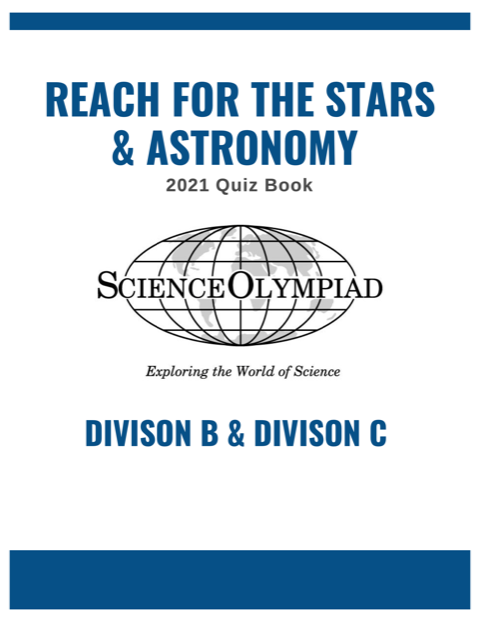 Reach for the Stars & Astronomy Quiz Book