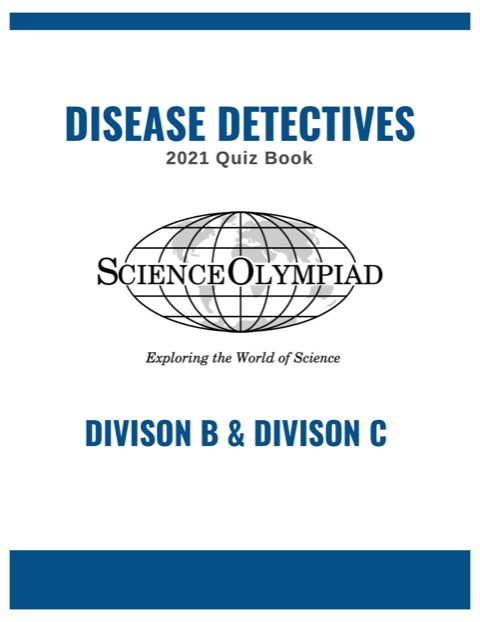 Disease Detectives Quiz Book