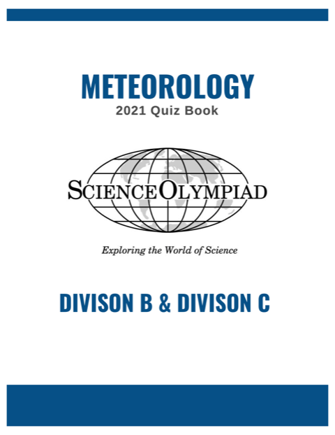Meteorology Quiz Book