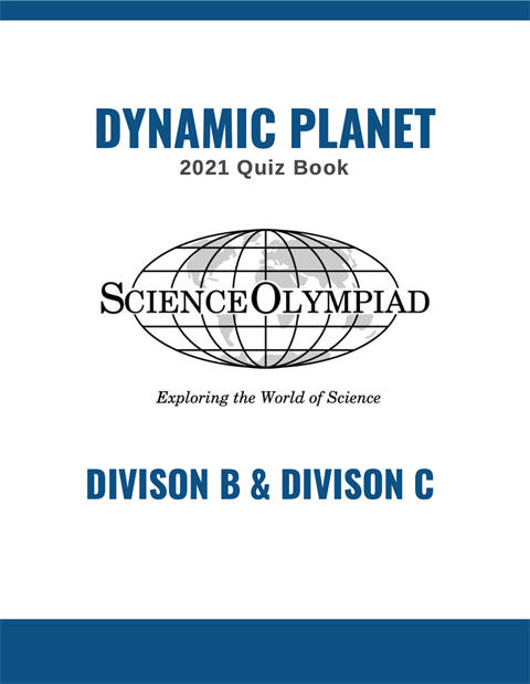 Dynamic Planet Quiz Book