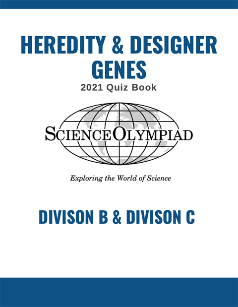 Heredity & Designer Genes Quiz Book
